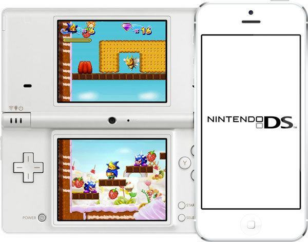 nds4ios screen image