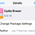 How to Unjailbreak iOS 9.3.3 Using Cydia Eraser Without iTunes / Restore