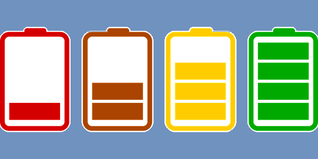 different-type-of-battery-level