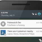 PokeDetector  – The Unofficial Notification App for Pokemon Go