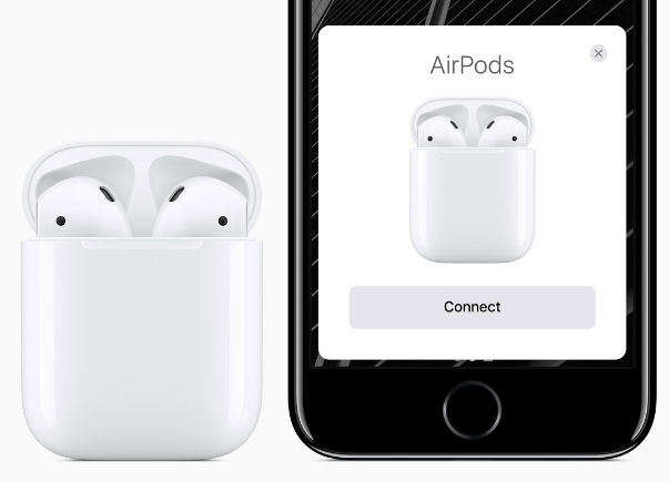 connect-wireless-airpods