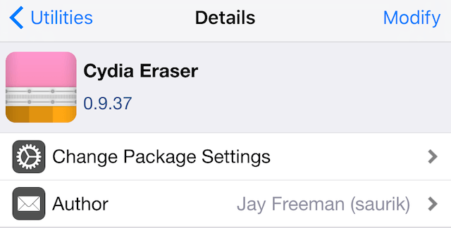 How to Remove iOS 10 Yalu Jailbreak From Your Device Using