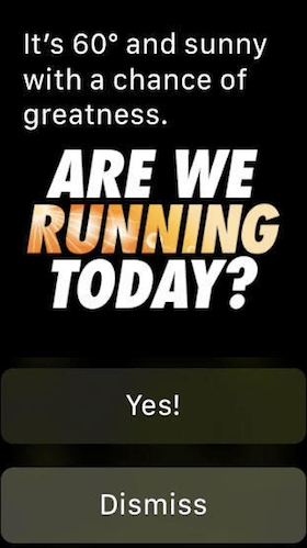 ambiente Preconcepción Raza humana  How to Fix Nike+ Run Club Problems on Your Apple Watch - Cydia Geeks