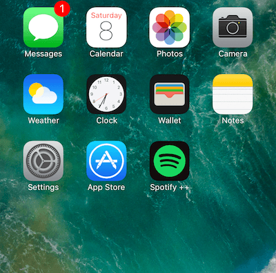 How To Install Spotify On Iphone And Get Premium Plan For Free Cydia Geeks