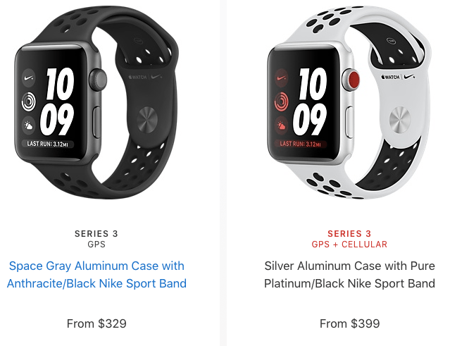 panorama Lo siento preferible  Which iPhone Models will work with Apple Watch Series 3? - Cydia Geeks