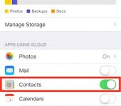How to Sync Contacts From Your iPhone